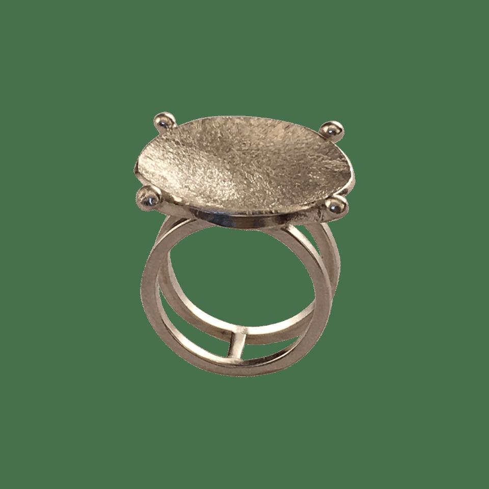 Pernille Müller – YPPIG – ring i sølv