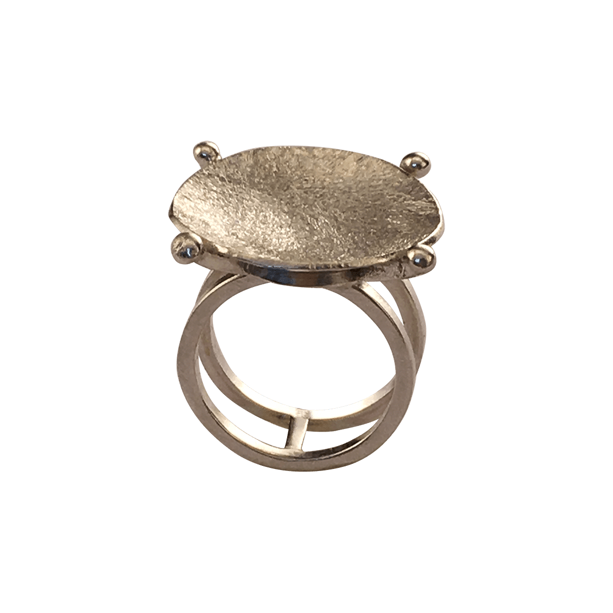 Pernille Müller - YPPIG ring in silver