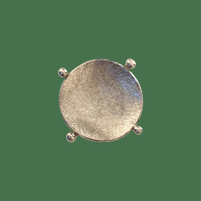 Pernille Müller – YPPIG – ring i sølv 3
